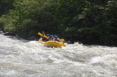 Rafting July 2013