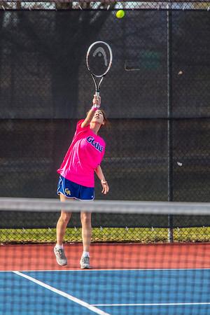 Tennis - Girls'  Varsity & JV 2016