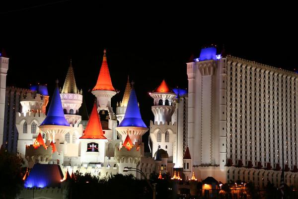 2006 Feb The Strip in Las Vegas