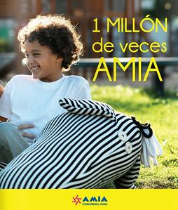 Book - 1.000.000 De Veces AMIA