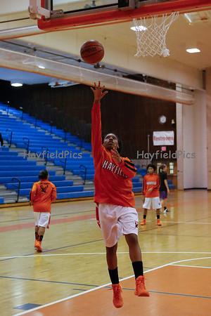 Girls Basketball Chantilly 12/17/13