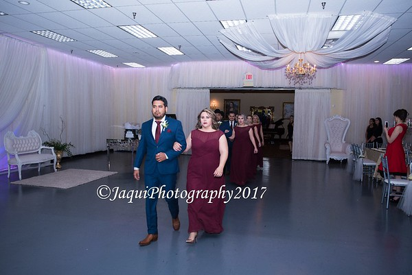 Reception pictures