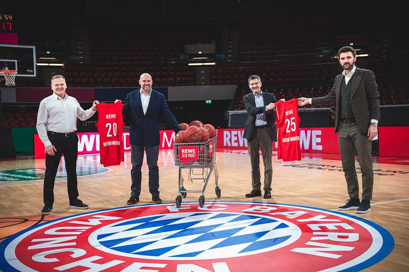 FC Bayern Basketball // REWE