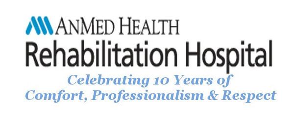 AnMed Rehab Hospital 1-4-13
