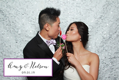 Amy & Nelson's Wedding - 9/1/2019