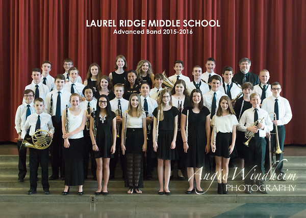 LRMS Advanced Band - 2016