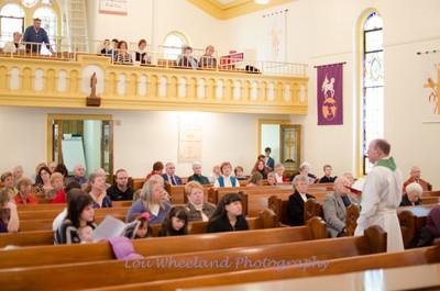Pastor Don Billeck's Last Sunday