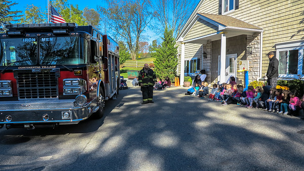 10-19-17 Fire Prevention, Happy Tots