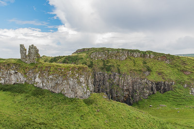 Dunsevrick Castle