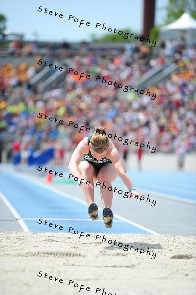 2012 Track 2A Long Jump
