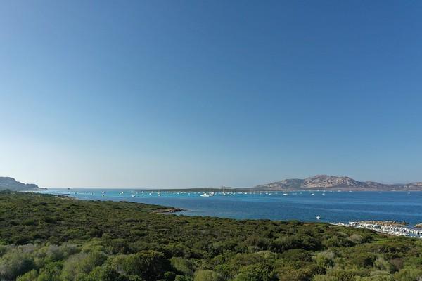 Drone - La Pelosa - Piscine isola piana - Asinara - barche - 10.08.2019