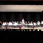 CSMS Band Christmas Concert @ CSHS 12/13/2012