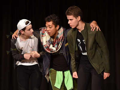 Wellington College: Much Ado About Nothing - Act II sc iii