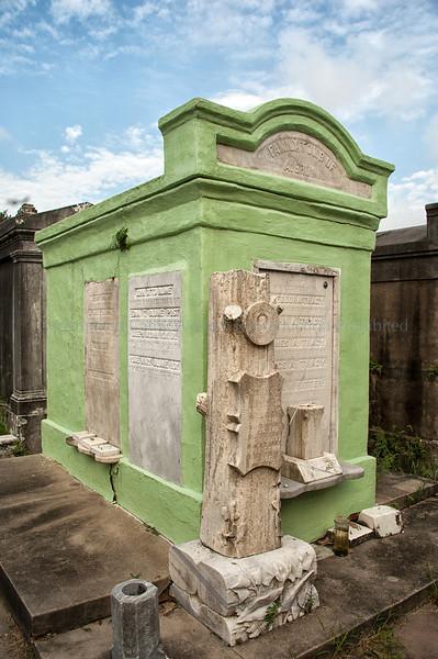 Lafayette Cemetery #1