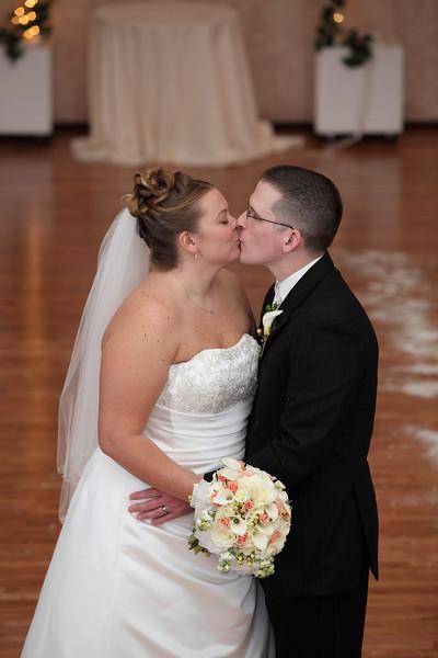 Allison and Mike Wedding