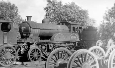 W.Worsdell Class D20 (NER Class R) 4-4-0 Locomotives