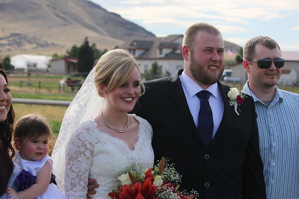 Hamilton Wedding - Horseshoe Bend, Idaho