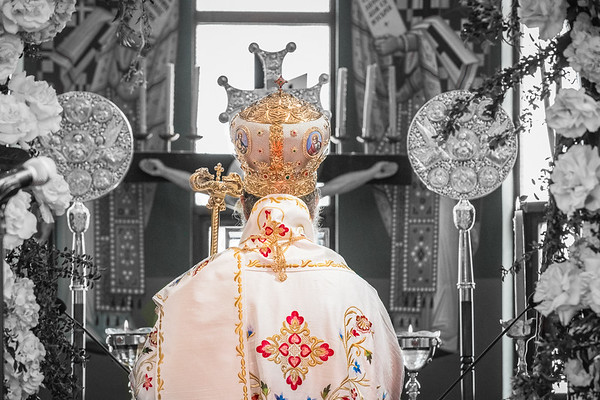 St Spyridon College Divine Liturgy 2019