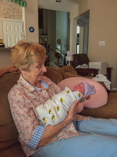 Barrett and Granny