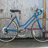"$220 Schwinn Varsity 10 spd road bike #0052601  19"" frame, 27"" wheels."
