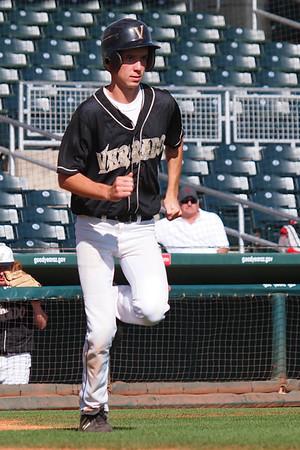 Baseball Verrado Varsity vs Florence 4/2/2011