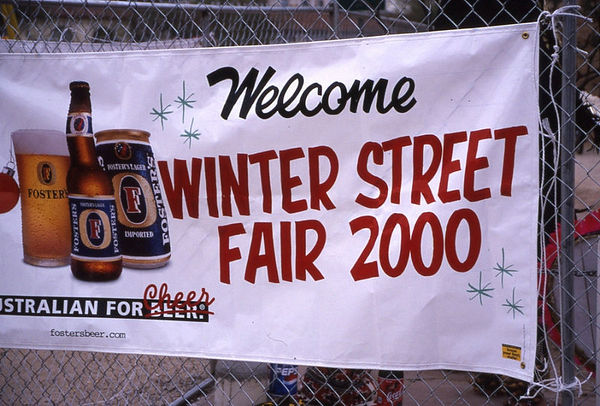 Tucson Winter Street Fair  Photo Project - 2000