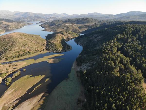 Drone - Lago Bau Muggeris - 01.07.2020 - Mauro Sanna