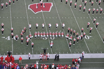 2011 Last Game at Camp Randall (On Wis)