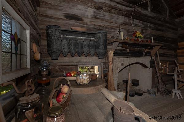 2018 FIELD TRIP Heritage Village Museum