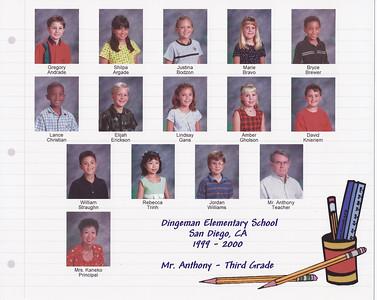 Dingeman Room 18 1999-2000