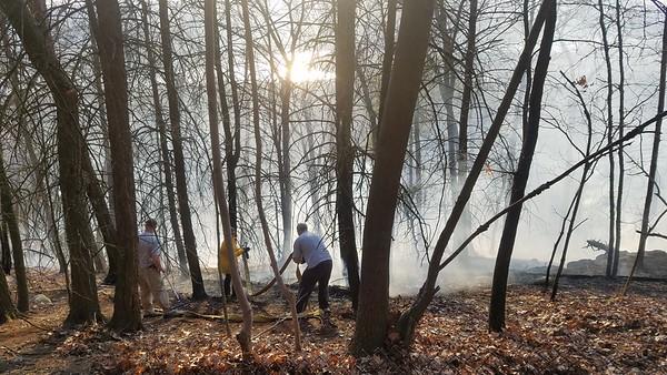4-19,20,21,22-16 Brush Fires