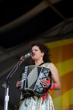 Arcade Fire - - New Orleans Jazz 2011