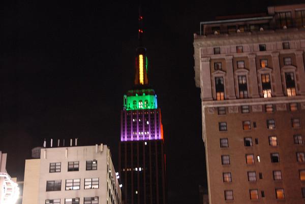 2010-11-21 Furthur at Madison Square Garden