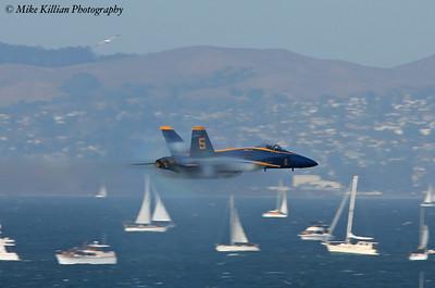 San Francisco Fleet Week 2012