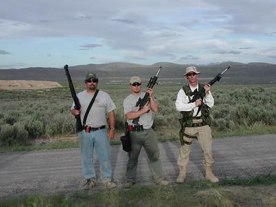 3-Gun Matches