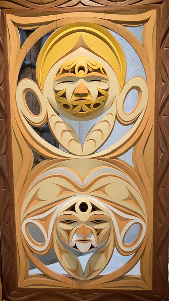 Museum of Anthropology at UBC, Vancouver, BC