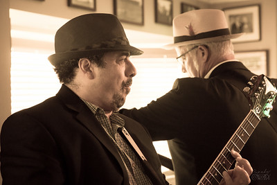 Shiny Lapel Trio at Donahue's 7/17/16