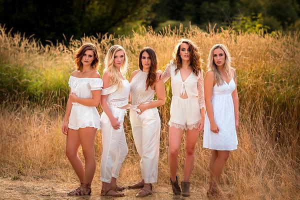 5 Amazing Ladies