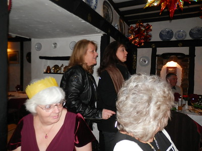 Xmas Party @ the George - 8th Dec 2012