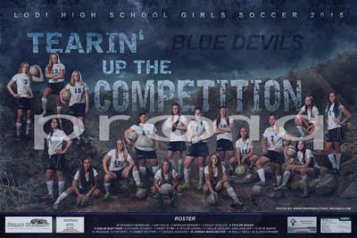 Lodi Girls Soccer