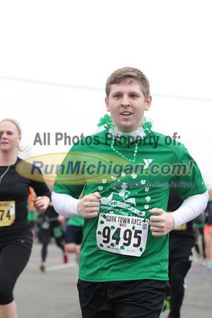 Finish 5K Part 4 - 2013 Corktown Race