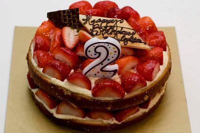 Alyssa's 2nd Birthday