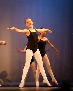 2010 Dance Connection Ballet Rehearsal