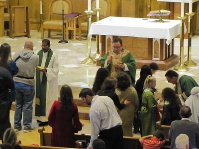 Family Liturgy Nov. 2018