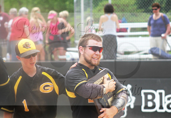 2014 Goreville High School Baseball