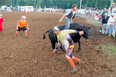 Longton Ks Fair Rodeo 8-2-08