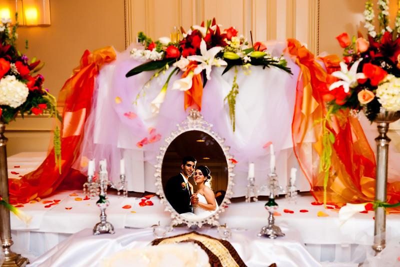 Persian wedding photos