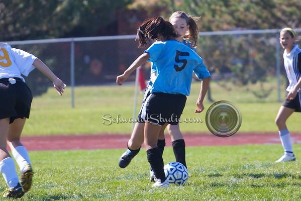 Hilliard Heritage Girls Soccer