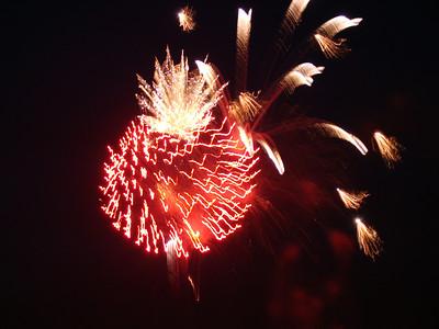 Mays Landing Fireworks (2007)