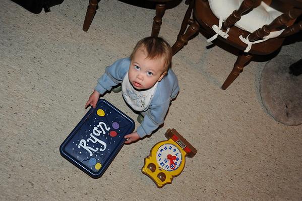Ryan, April 21st-22nd, 2009